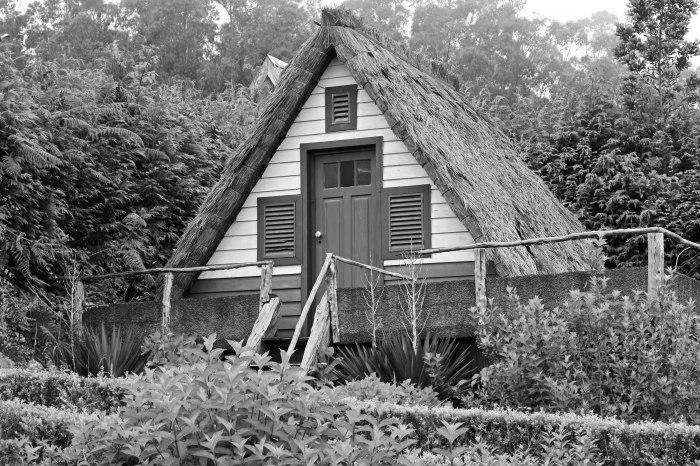Madeiran-house