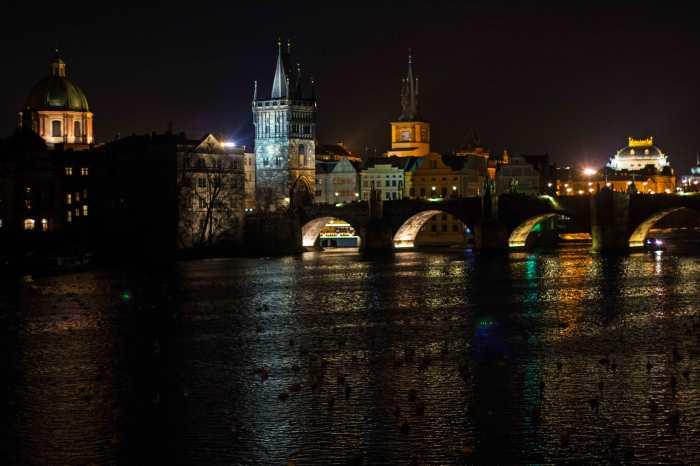 Karluv-most Karlsbron i Prag