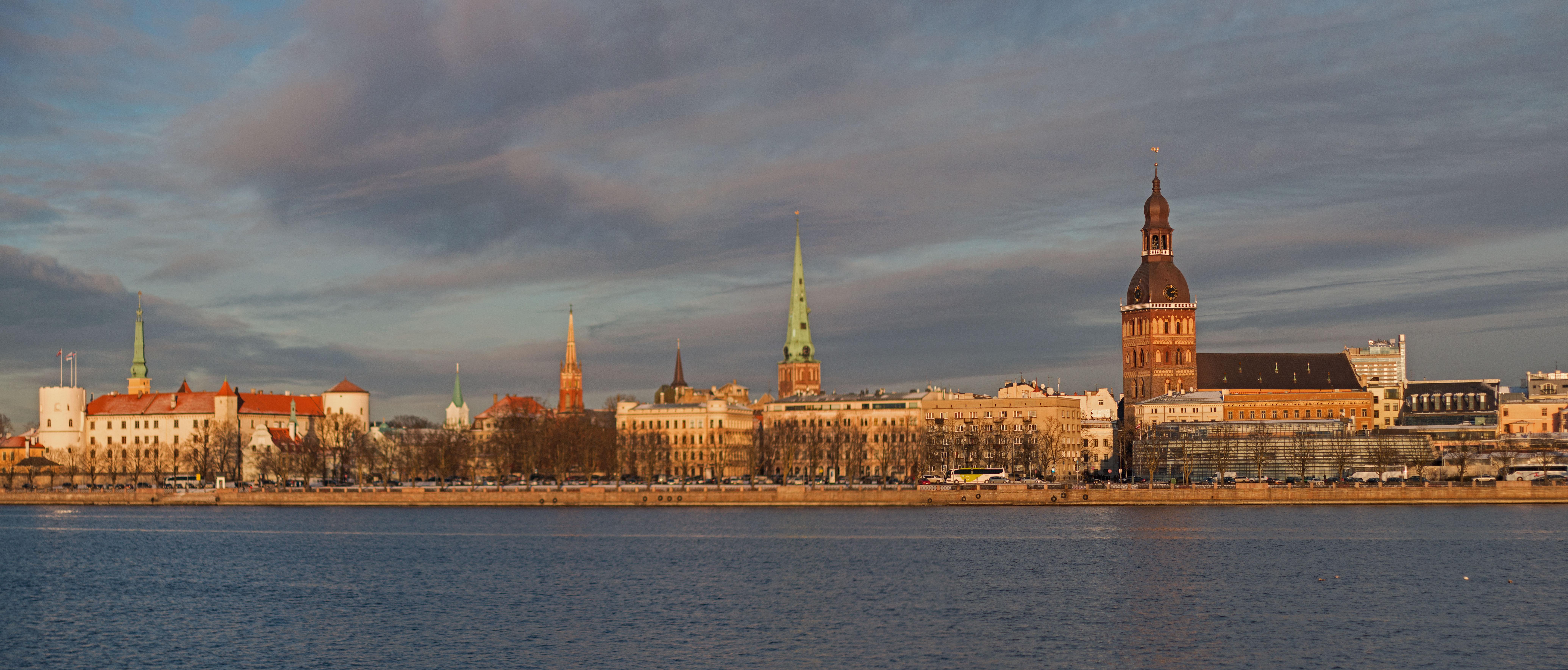 Panorama-Riga